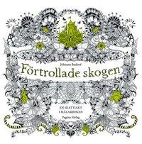 Rsfoodservice.se Förtrollade skogen - en målarbok Image