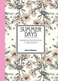 Rsfoodservice.se Summer Days. Wrapping paper book Image