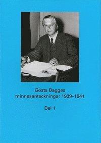 Rsfoodservice.se Gösta Bagges minnesanteckningar del 1 1939-1941 Image