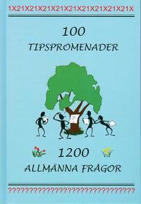 Skopia.it 100 tipspromenader : 1200 allmänna frågor Image