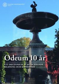 Radiodeltauno.it Odeum 10 år : ett decennium av musicerande, bildning och konsterter Image