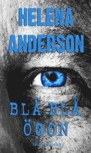 blå blå ögon