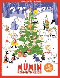 Pixi adventskalender - Mumin (häftad)