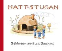 Hattstugan : en saga på vers med rim som barnen få hitta på själva