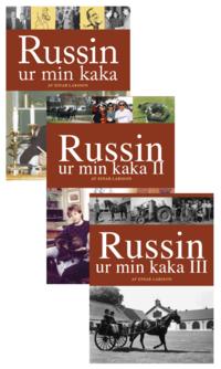 Skopia.it Russin ur min kaka I-III (3 delar i ett paket) Image