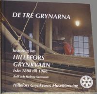 Tortedellemiebrame.it De tre grynarna : historien om Hillefors grynkvarn 1888-1988 Image