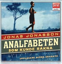 Analfabeten som kunde räkna (cd-bok)