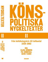 Rsfoodservice.se Könspolitiska nyckeltexter II. Från befolknings... 1930-2002 Image