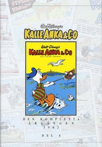Radiodeltauno.it Kalle Anka & Co. Den kompletta årgången 1962. D. 4 Image