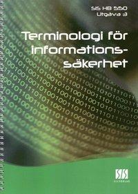Terminologi för informationssäkerhet