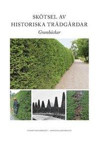 Skopia.it Skötsel av historiska trädgårdar : granhäckar Image