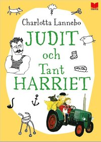 Judit och tant Harriet (kartonnage)