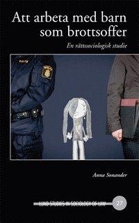 Skopia.it Att arbeta med barn som brottsoffer, En rättssociologisk studie Image