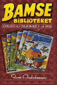 Skopia.it Bamsebiblioteket. Vol. 12, Nummer 7-12 1978 Image