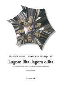 Skopia.it Lagom lika, lagom olika : en diskussion om makt, retorik och bi-teoretiska/sexuella subjektiviteter Image
