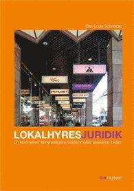 Skopia.it Lokalhyresjuridik : en kommentar till hyreslagens bestämmelser avseende lokaler Image