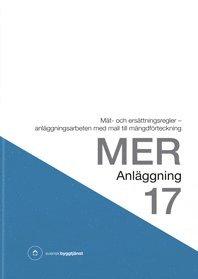 Skopia.it MER Anläggning 17. Mät- och ersättningsregler - anläggningsarbeten med mall till mängdförteckning Image