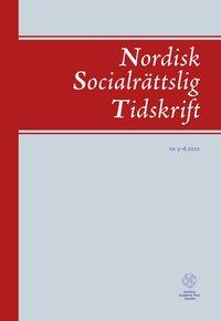 Skopia.it Nordisk socialrättslig tidskrift 5-6(2012) Image