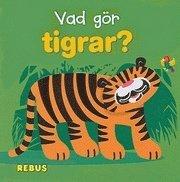 Vad gör tigrar?