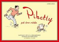 Skopia.it Piketty på tre röda : kapitalet i det 21:a århundradet Image