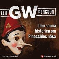 Radiodeltauno.it Den sanna historien om Pinocchios näsa : en roman om ett brott Image