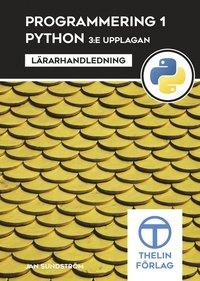 Skopia.it Programmering 1 med Python - Lärarhandledning Image