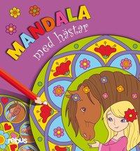 Mandala med hästar