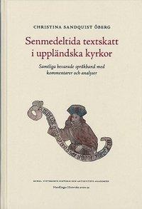 Skopia.it Senmedeltida textskatt i uppländska kyrkor Image