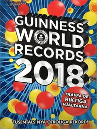 Guinness World Records 2018 (kartonnage)