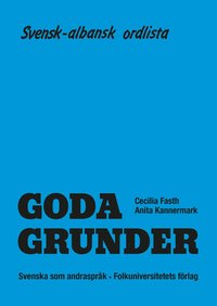Skopia.it Goda Grunder svensk-albansk ordlista Image