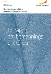 Bemanningsanställda på svensk arbetsmarknad