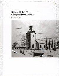 Skopia.it Hammerdals/Gåxsjö historia. D. 2, Historia tiden 1645-1720 Image