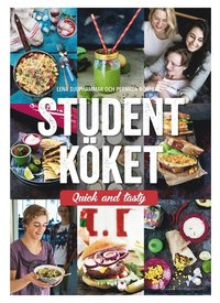 Studentköket - quick and tasty (e-bok)
