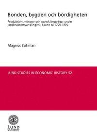 Radiodeltauno.it Bonden, bygden och bördigheten : produktionsmönster och utvecklingsvägar under jordbruksomvandlingen i Skåne ca 1700-1870 Image