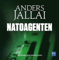 Bokomslag Natoagenten (mp3-bok)