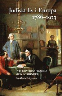 Rsfoodservice.se Judiskt liv i Europa 1789-1933 : integrationsprocess med förhinder Image