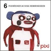 Radiodeltauno.it 6 Pixiböcker av Nina Hemmingsson Image