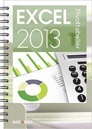 Excel 2013 Pivottabeller