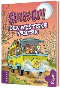 Scooby Doo. Den mystiska kartan (Bok+CD)