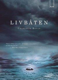 Bokomslag Livbåten av Charlotte Rogan