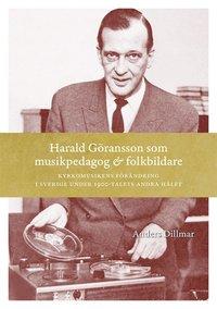 Radiodeltauno.it Harald Göransson som musikpedagog & folkbildare : Kyrkomusikens förändring Image