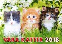 Skopia.it Almanacka. Våra katter 2018 Image