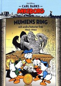 Skopia.it Carl Barks Ankeborg. Mumiens ring och andra historier från 1942-1944 Image