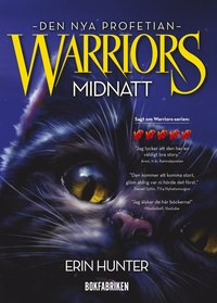Warriors 2. Midnatt (kartonnage)