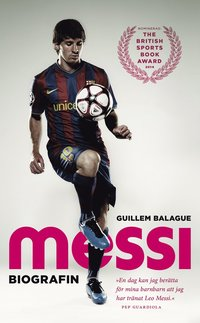 Messi : biografin (pocket)