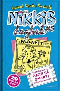 Skopia.it Nikkis dagbok #5: Berättelser om en (INTE SÅ SMART) Fröken Besserwisser Image