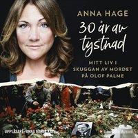 Radiodeltauno.it 30 år av tystnad : mitt liv i skuggan av mordet på Olof Palme Image