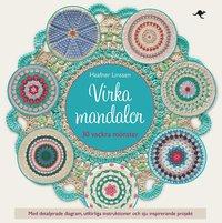 Virka mandalor   30 vackra mönster - Haafner Linssen - Bok ... 00264861a1cb2