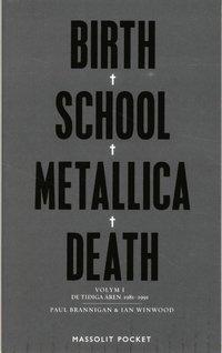 Skopia.it Birth, school, Metallica, death. Vol. 1, De tidiga åren, 1981-1991 Image