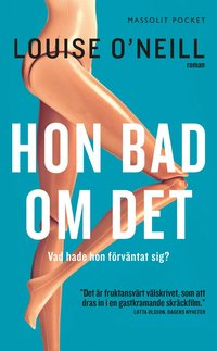 Hon bad om det (pocket)